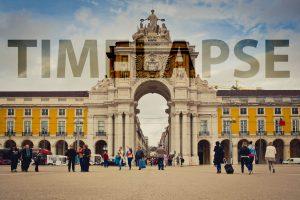 TimeLapse - Oporto & Lisboa
