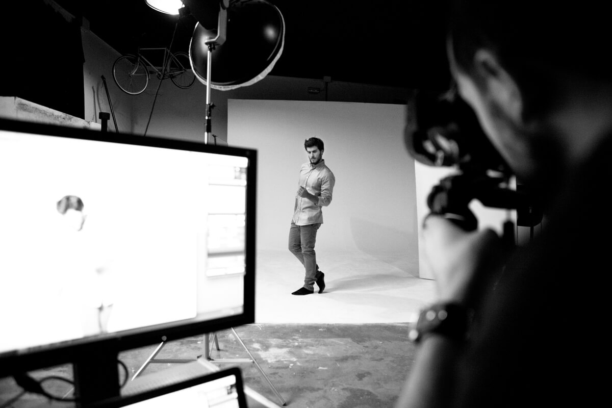Fotógrafo de moda y books de modelos en Barcelona
